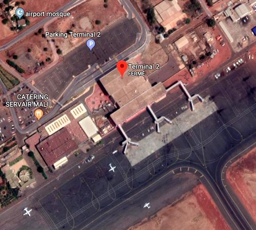 Mali aéroport de Bamako