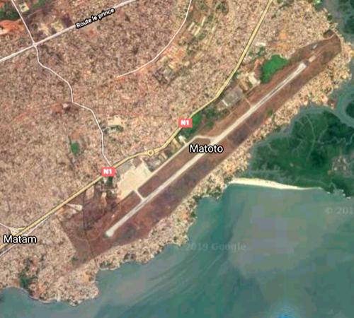 Aéroport Conakry CKY