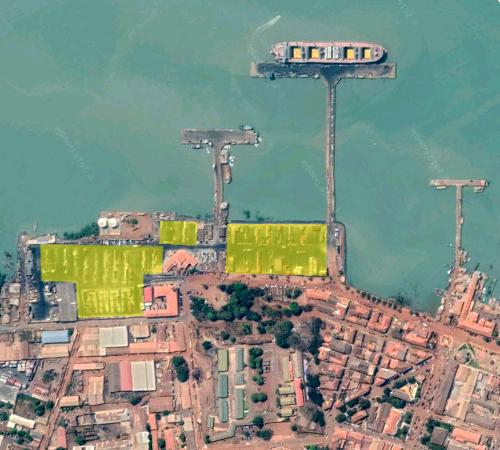 Port Guinée Bissau